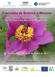 Untitled - Life Reneix - Consell Insular de Menorca