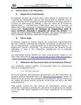ESPECIFICACIONES TÉCNICAS PARA LA CONTRATACIÓN ... - Page 6
