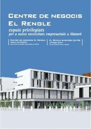Dossier Edifici El Rengle. Novembre 2009 - Pumsa