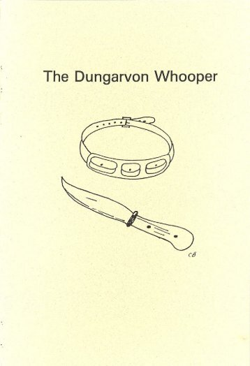 The Dungarvon Whooper