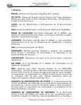 BASES DE LICITACION ABIERTA DR-CAFTA LA No - Ministerio de ... - Page 4