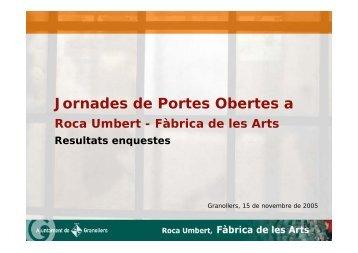 Jornada portes obertes for Les portes logiques pdf