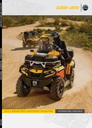 oem replacement tyres & rims - Can-Am