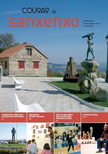 maqueta sanxenxo2 - Cousas de | La revista de información local
