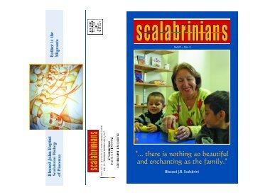 Vol. 27 - No. 3 / 2006 - Scalabrinians