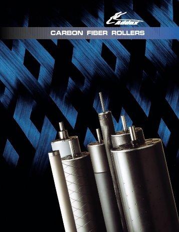 Carbon fiber rollers - Addax.com