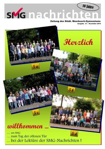Herzlich - Städtisches Meerbusch-Gymnasium