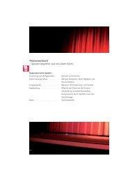 Theaterwerkstatt - Städtisches Meerbusch-Gymnasium