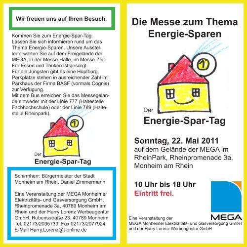 Flyer mit Mega.indd - MEGA Monheimer Elektrizitäts