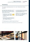 Megatex Ladenbausystem - MEGA Malereinkaufsgenossenschaft e.G. - Seite 5