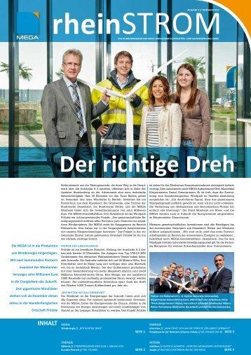 Download der aktuellen Ausgabe - MEGA Monheimer Elektrizitäts