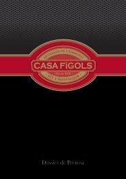 descarregar dossier premsa - Casa Fígols