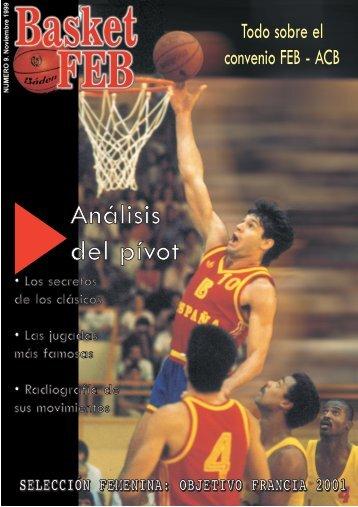 DOCUMENTOS - Federación Española de Baloncesto