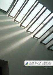LIGHT BODY INSTITUTE - Roland Verschaeve