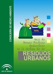 Gu.a Buenas Pr.cticas RESIDUOS 0906.qxd - Los Villares
