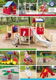 All playground equipment is certified to DIN EN 1176 TÜV ... - Meho.de