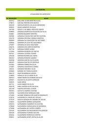 nº inscrição nome 302453 adelaine vieira martins alves ... - Coren-RJ