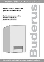 Atsisiusti - Buderus