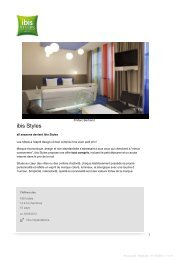 ibis Styles - Accor