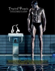 2010 Tropical Penguin Catalog