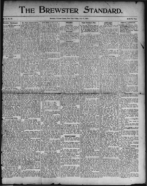 1919-07-11 - Northern New York Historical Newspapers
