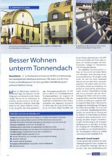 Ebbers magazine for Besser wohnen