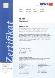 Zertifikat MeierGuss EN 124 Kanalguss PDF ca. 900 KB