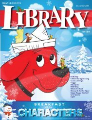 December 2008 - Orange County Library System