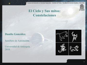 El Cielo y Sus mitos - Universidad de Antioquia