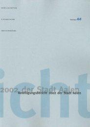 Beteiligungsbericht der Stadt Aalen 2002 (pdf, 1,4