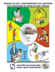 manual de uso y mantenimiento del sanitario seco ... - Publicaciones