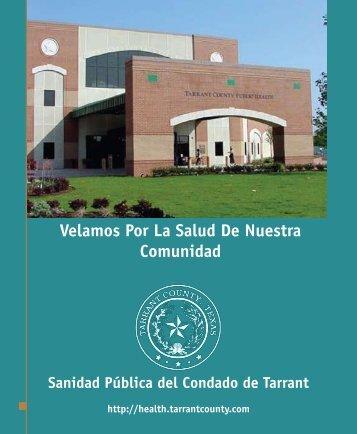 Velamos Por La Salud De Nuestra Comunidad - Tarrant County