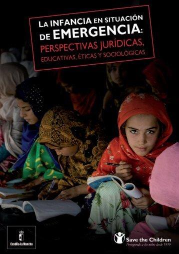 la Infancia en Emergencias - Save the Children México