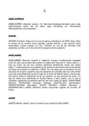 ABELGORRIA AHARI AKELARRE (AKELARRE) Reunión ... - Urdaibai