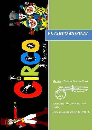 EL CIRCO MUSICAL - Bibliotecas Públicas