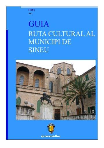 Rutes - Ajuntament de Sineu