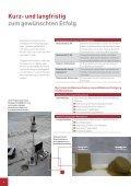 Bodenverbesserung und Bodenverfestigung - Meister Kalk - Seite 6