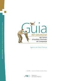Guia del voluntariat - Agència de Salut Pública de Barcelona