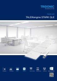 Tengine STARK QLE - Tridonic