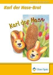Karl der Hase-Brot - MeisterMarken