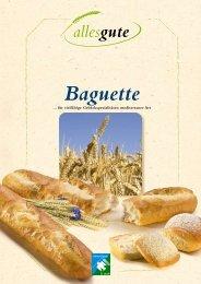 Baguette - MeisterMarken