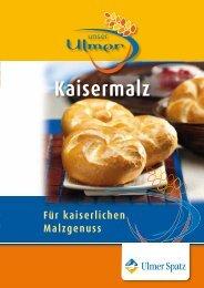 Kaisermalz - MeisterMarken