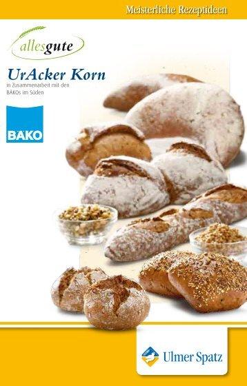 UrAcker Korn - MeisterMarken