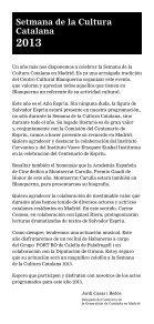 Cultura Catalana - Premsa - Generalitat de Catalunya - Page 2