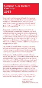 Cultura Catalana - Premsa - Generalitat de Catalunya - Page 3