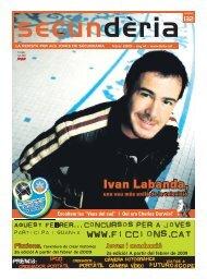 Joves i conducció 2a edició! A partir del febrer de 2009 - Ivan Labanda
