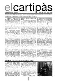 març - Ajuntament d'Olot