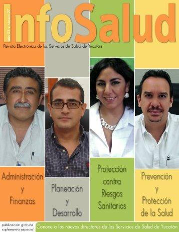 Revista InfoSalud - Edición Especial - Servicios de Salud Yucatán