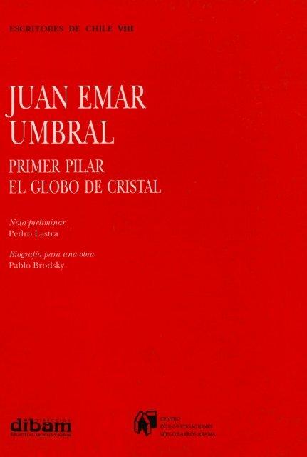 JUAN EMAR UMBRAL - Memoria Chilena