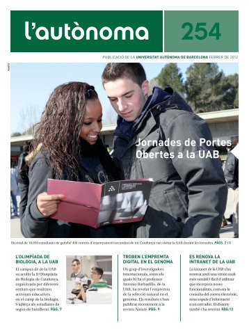 Baixa't el PDF! - Universitat Autònoma de Barcelona